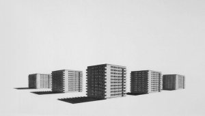 Affordable Housing, by Ross Jones